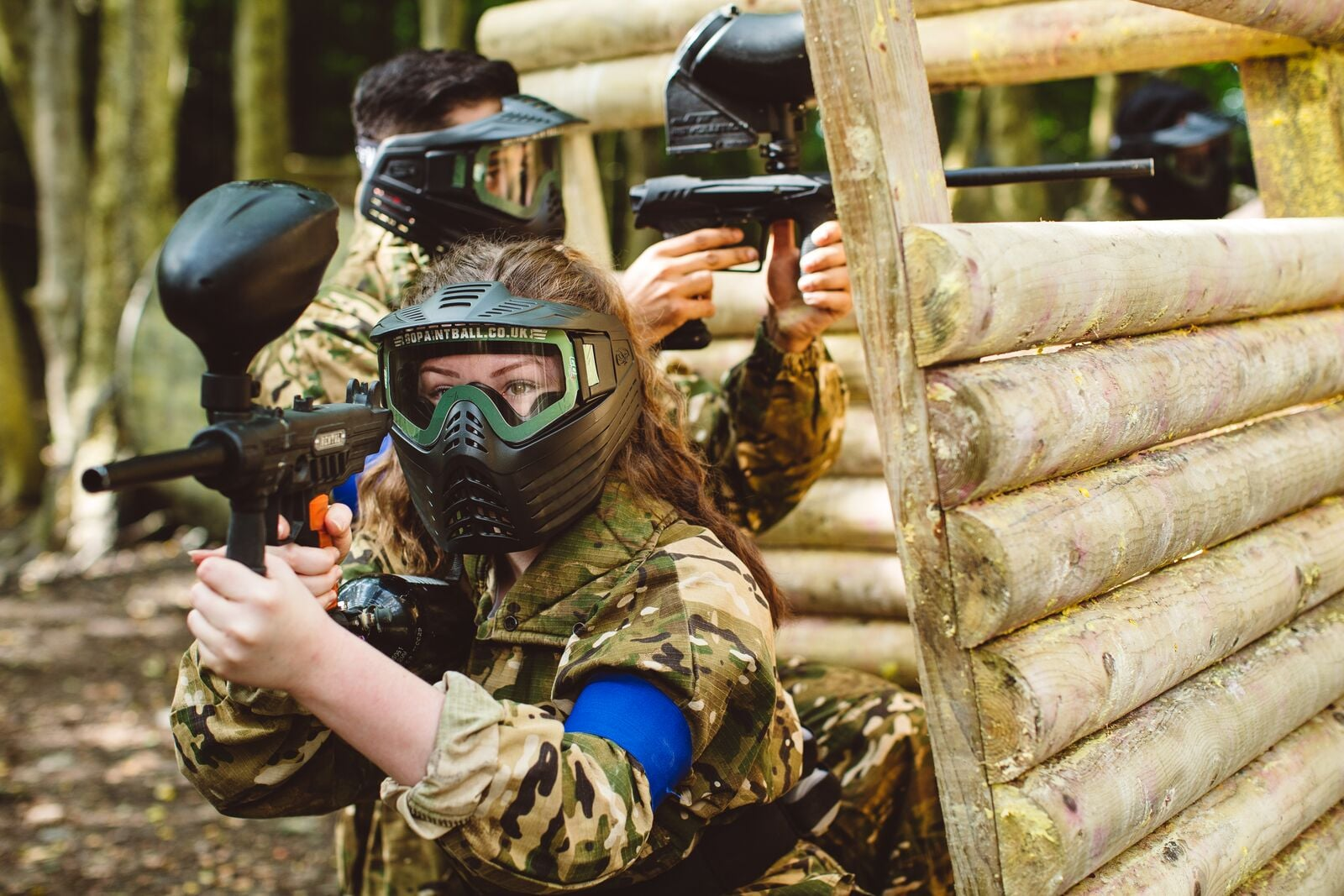 Paintball in London